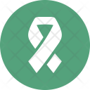 Aids Cancer Ribbon Icon
