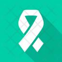 Aids Ribbon Icon