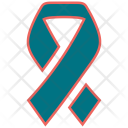Aids Cancer Medical Icon