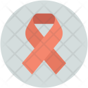Aids Ribbon Cure Icon