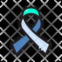 Aids Hiv Ribbon Icon