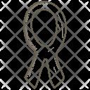 Ribbon Medical Aids Icon