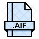 Aif File File Extension Icon