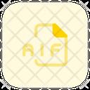 Aif File Icon