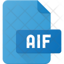 Aif file Icon