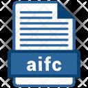 Aifc File Formats Icon
