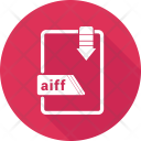 Aiff File Format Icon