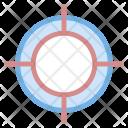 Aim Shoot Goal Icon