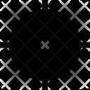 Aim Target Bullzeye Icon