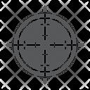 Aim Focus Target Icon