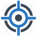 Aim Business Business Goal Icon