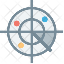Aim Crosshair Gps Icon