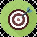 Optimization Aim Arrow Icon