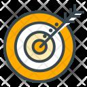 Marketing Aim Goal Icon
