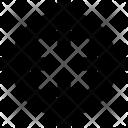 Aim Arrow Bullseye Icon