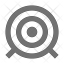 Aim Focus Goal Icon