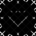Aim Heart Love Icon