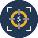 Aim Crosshair Funds Hunting Icon