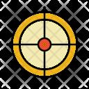 Aim Business Crosshair Icon