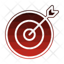 Aim Goal Seo Icon