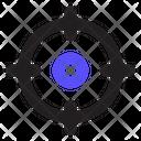 Aim Crosshair Target Icon