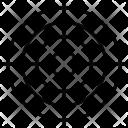 Aim Crosshair Focus Icon