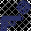 Aim A Pistol Icon