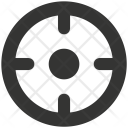 Aim Crosshair Objective Icon