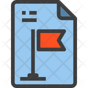 Goal Aim File Goal File Icon