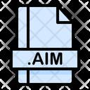 Aim File Aim File Icon