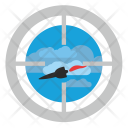 Aim Missile Fly Icon