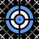 Aim Sports Equipment Icon