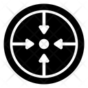 Aiming Symbol Icon