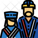 Ainu Tribe Icon