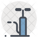 Air Pressure Pump Icon