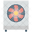 Air Cooler Appliance Icon