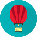 Air Balloon Transport Icon