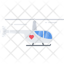 First Aid Helicopter Icon
