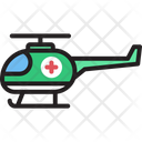 Air Ambulance Icon