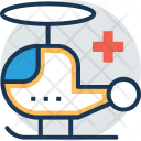 Emergency Patient Transport Icon
