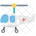 Medical Helicopter Air Ambulance Medevac Icon