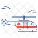 Air Transport Air Ambulance Emergency Service Icon