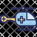Air Ambulance Air Travel Aircraft Icon