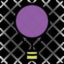 Air Ballon Ballon Air Transportation Icon