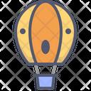 Airbaloon Air Balloon Hot Air Balloon Icon