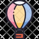 Aerostat Sky Balloon Icon