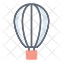 Air Delivery Space Supply Delivery Supply Drop Icon