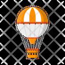 Transportation Air Balloon Transport Icon