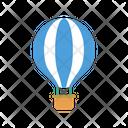 Air Balloon Travel Fly Icon