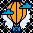 Air Balloon Hot Air Balloon Fire Balloon Icon